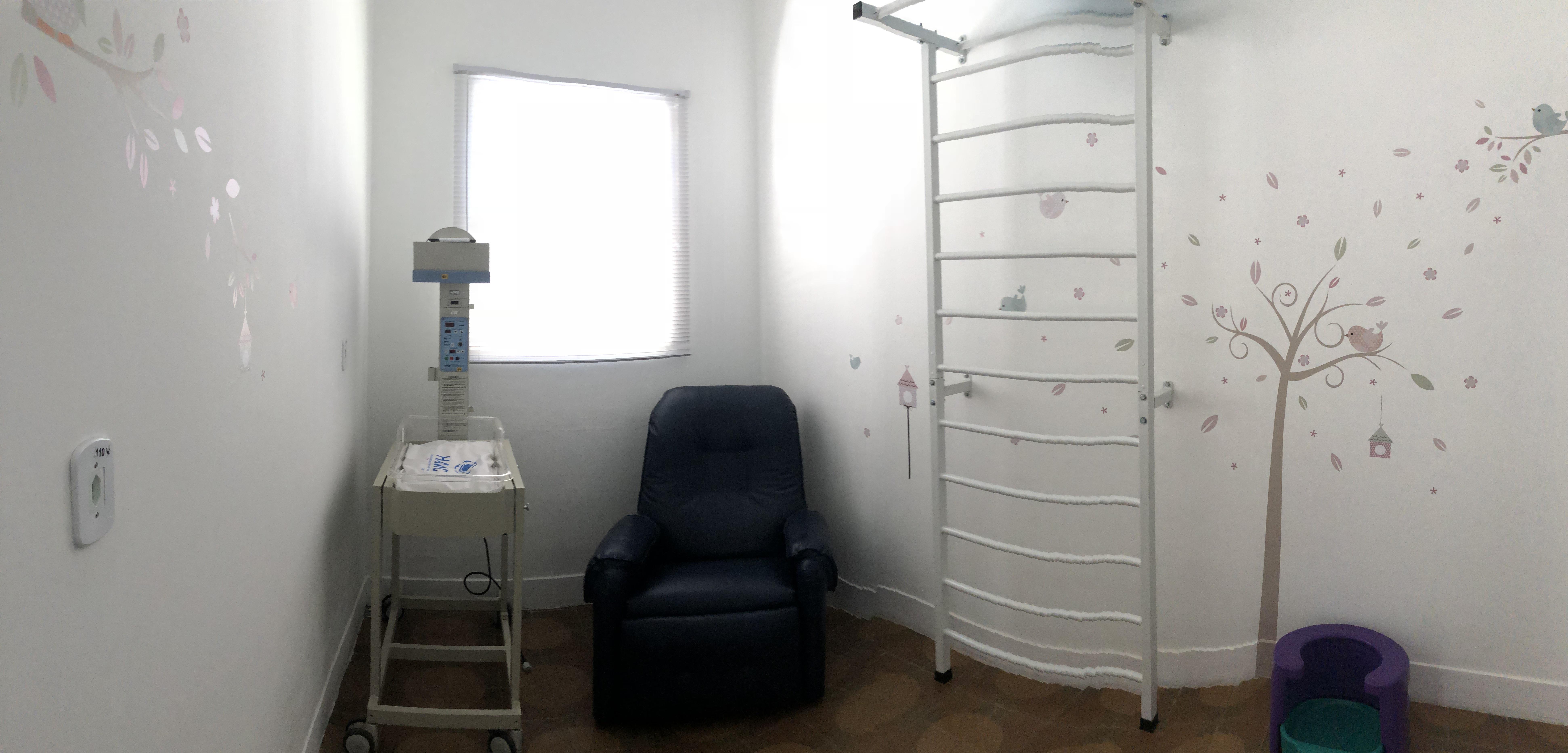 Sala de preparação de parto