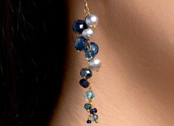 "Blue  Cluster ""Eshkoll"""