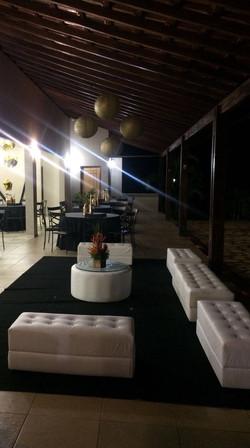Decoração Lounge