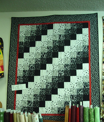 Magic 9-Patch quilt