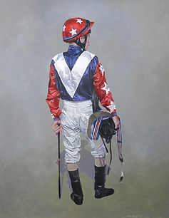 Jockey Silks Painting 1