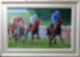 Out in Front, Newmarket framed.jpg