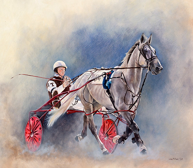 The Grey Pacer