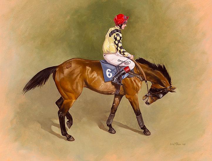 Horse and Jockey, Chepstow