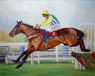Racehorse Sussex Ranger