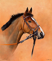 Portrait of Kauto Star