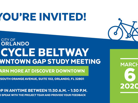 Downtown Gap Study Meeting - Friday, March 6, 2020
