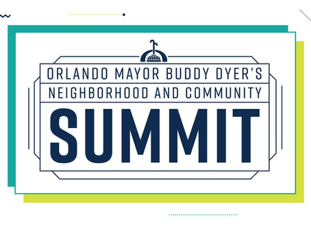 Orlando Mayor Buddy Dyer's Neighborhood and Community Summit - Saturday, March 7, 2020