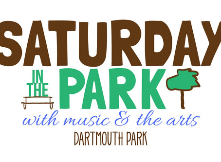 Saturday in the Park 2020 - Saturday, March 14, 2020