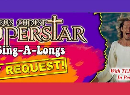 Jesus Christ Superstar Sing-A-Long with Ted Neeley - Sunday, March 15, 2020