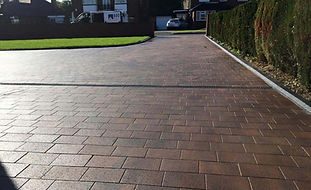 Driveway Sealed with Resiblock