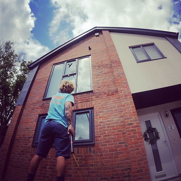 Window Cleaning Burgess Hill