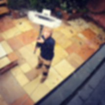 Window cleaning in Burgess Hill