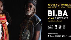 BI.BA feat. Winston McAnuff / Clip