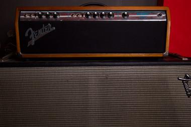 Fender Bassman 100