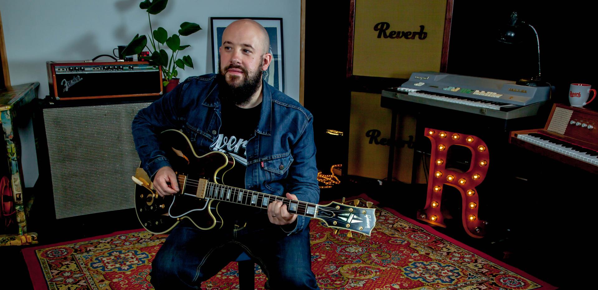Tournage Reverb at Studios Bellarue 17 S