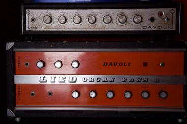 Davoli Lied Organ Bass R