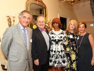 A Reception for Catherine Pugh