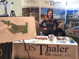 DST&A attends UMD Chi Epsilon Career Fair
