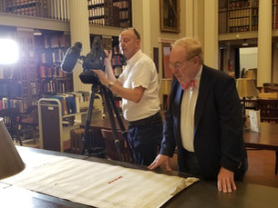 BBC News Interviews David Thaler on Mason Dixon