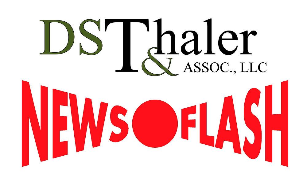 DS Thaler News Flash