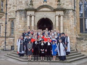 Matins for Her Majesty's Courts of Justice