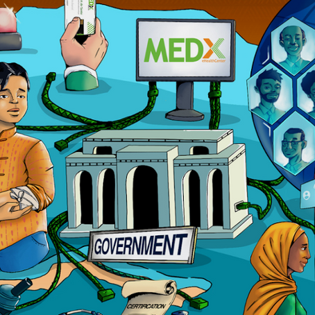 MEDxCare and Universal Health Coverage
