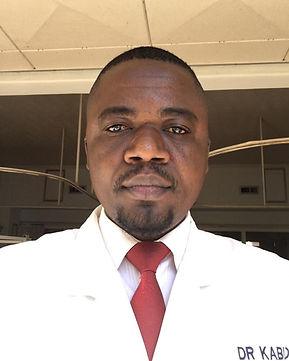 Dr Kantenga Kabulo, Neurosurgeon, DR Con