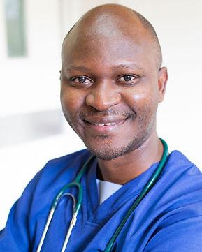 Dr Mwemezi Kaino, Anaesthetist, Lifebox.