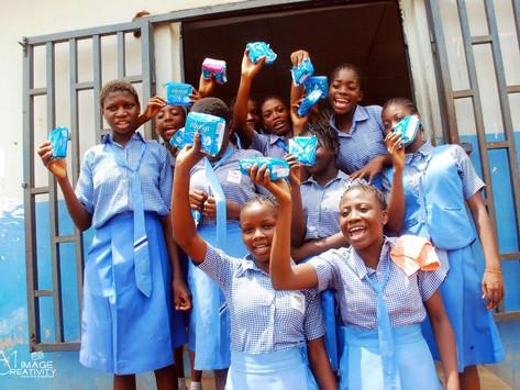 Spotlight On: Sanitary Aid for Nigerian Girls (S.A.N.G)