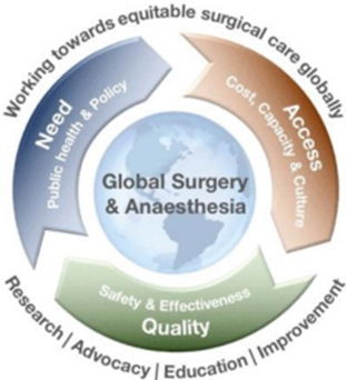 Global Surgery: The Past, Present and Future