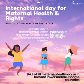 11.04.20: International Day for Maternal Health & Rights