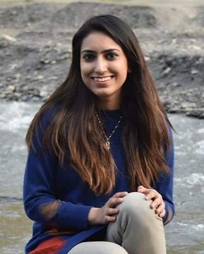 Dr Hira Aslam Rai, Senior resident in Ge