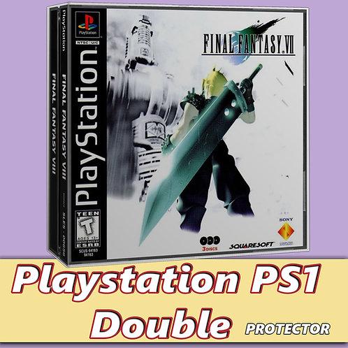 Original Playstation Double Disc Protector Case