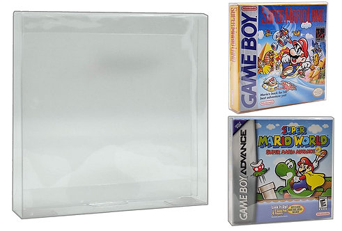 MALKO Original Game boy & Game Boy Advance Game Box Protector Case
