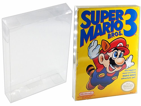 Protector Case for Nintendo NES Boxed Games