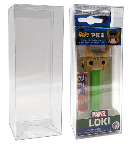 Malko Protector Case for Funko Pop PEZ - 10 PACK
