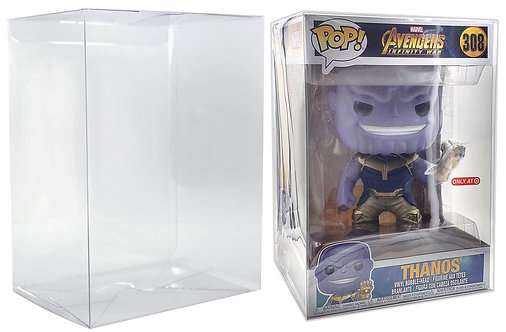 Malko Funko Pop Protector Case for 10 inch Vinyl Figures