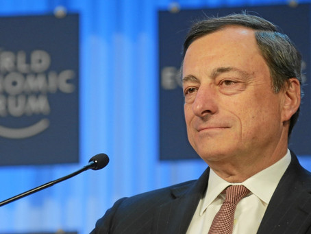 Mario Draghi è il nome per un governo di unità nazionale
