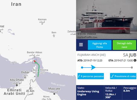 La crisi nello stretto di Hormuz: debolezza iraniana e muro americano