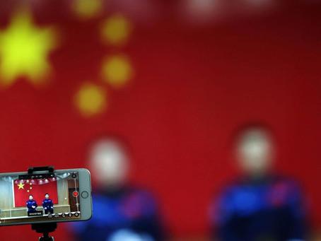 L'UE ha contratto il morbo cinese