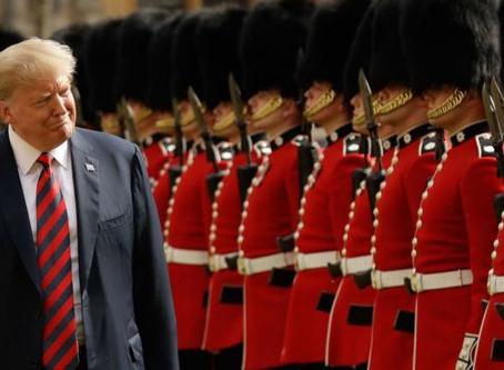 """La visita di Trump a Londra e la """"relazione speciale"""" tra Usa e Uk"""