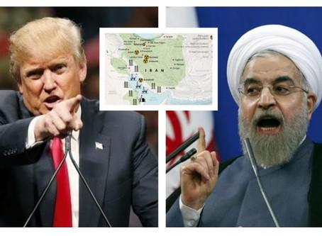 Configurazione dell'avversario: la minaccia iraniana