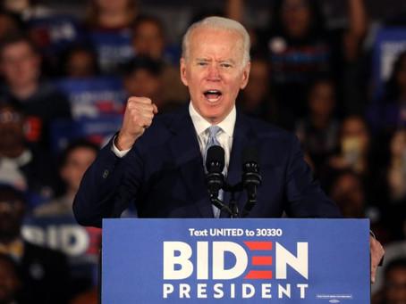Rieccolo! Dal super tuesday rinasce Joe Biden