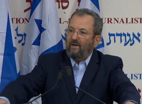 Ehud Barak, ritorno a Sion. Il generale sfida Bibi