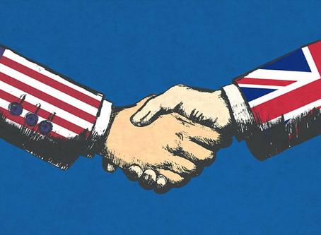 Le ragioni per un accordo Usa/Uk sui servizi finanziari
