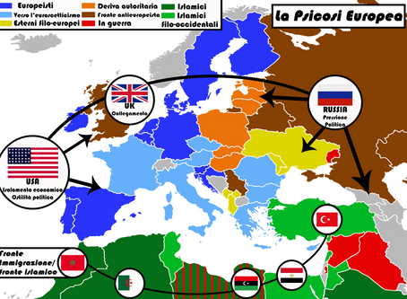 L'Italia al crocevia