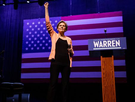 Beatificazioni americane: Elizabeth Warren santa subito