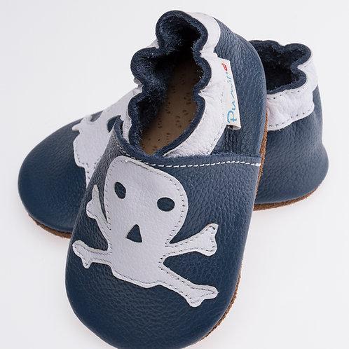 Skully (azul marino)