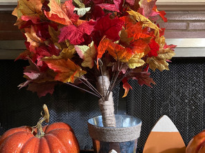 Design Your Own Autumn Tree!